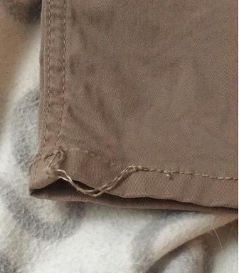 Reklamacja spodnie